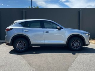 2020 Mazda CX-5 KF4WLA Touring SKYACTIV-Drive i-ACTIV AWD Sonic Silver 6 Speed Sports Automatic.