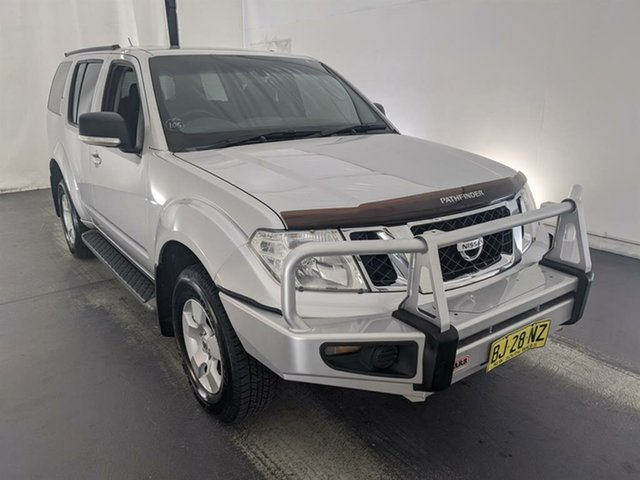 Used Nissan Pathfinder R51 MY08 ST Maryville, 2010 Nissan Pathfinder R51 MY08 ST Silver 5 Speed Sports Automatic Wagon