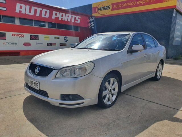 Used Holden Epica EP MY08 CDXi Morphett Vale, 2008 Holden Epica EP MY08 CDXi Silver 5 Speed Automatic Sedan