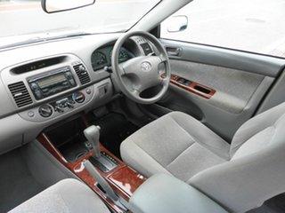 2003 Toyota Camry MCV36R Ateva White 4 Speed Automatic Sedan.