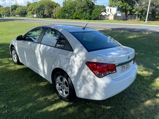 2010 Holden Cruze JG CD 6 Speed Sports Automatic Sedan