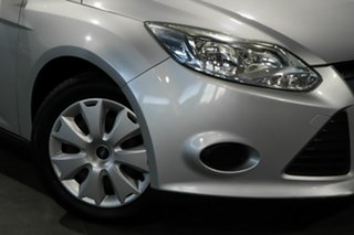 2012 Ford Focus LW Ambiente PwrShift Silver 6 Speed Sports Automatic Dual Clutch Hatchback.