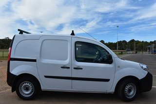 2017 Renault Kangoo F61 Phase II SWB White 6 Speed Manual Van.
