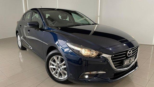 Used Mazda 3 BN5478 Maxx SKYACTIV-Drive Deer Park, 2017 Mazda 3 BN5478 Maxx SKYACTIV-Drive 6 Speed Sports Automatic Hatchback