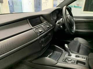 2013 BMW X6 E71 LCI MY1112 xDrive40d Coupe Steptronic Black 8 Speed Sports Automatic Wagon