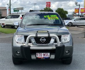 2006 Nissan Pathfinder R51 ST Grey 5 Speed Sports Automatic Wagon.