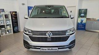 2020 Volkswagen Multivan T6.1 MY21 TDI450 LWB DSG Comfortline EXEC Reflex Silver 7 Speed Automatic.