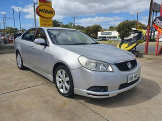 2008 Holden Epica EP MY08 CDXi Silver 5 Speed Automatic Sedan.