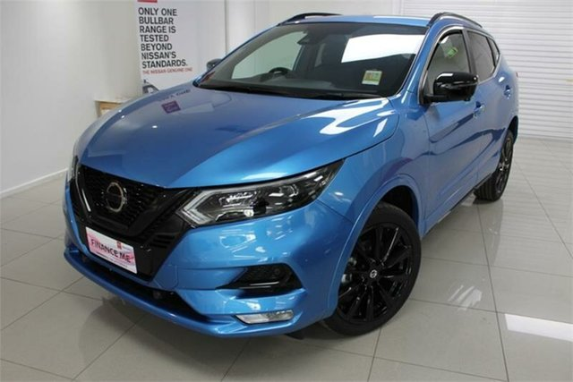 New Nissan Qashqai Midnight Edition , 2020 Nissan Qashqai J11 Series 3 Midnight Edition Vivid Blue 1 Speed Continuous Variable Wagon