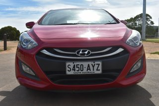 2013 Hyundai i30 GD Elite Red 6 Speed Manual Hatchback