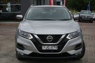 2019 Nissan Qashqai J11 Series 2 ST-L X-tronic Silver 1 Speed Constant Variable Wagon.
