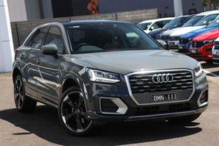 2019 Audi Q2 40 TFSI sport Grey 7SPD DSG TRANS Wagon.
