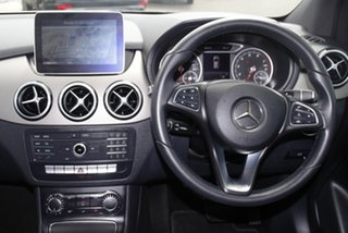 2017 Mercedes-Benz B-Class W246 807MY B180 DCT White 7 Speed Sports Automatic Dual Clutch Hatchback