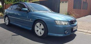2005 Holden Calais VZ Barbados 5 Speed Auto Active Select Sedan.