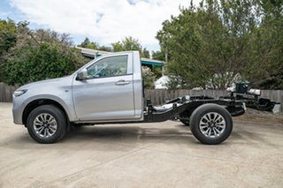 2021 Mazda BT-50 TFS40J XT Ice White 6 Speed Manual Cab Chassis