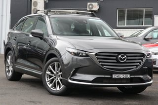 2017 Mazda CX-9 TC GT SKYACTIV-Drive Graphite 6 Speed Sports Automatic Wagon.