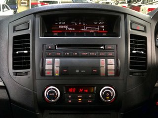 2014 Mitsubishi Pajero NW MY14 GLX-R Grey 5 Speed Sports Automatic Wagon