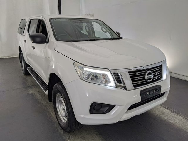 Used Nissan Navara D23 S2 SL Maryville, 2017 Nissan Navara D23 S2 SL White 6 Speed Manual Utility