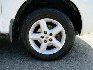 2002 Nissan X-Trail T30 TI White 5 Speed Manual Wagon