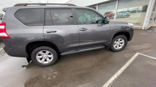 2014 Toyota Landcruiser Prado KDJ150R MY14 GXL Grey 5 Speed Sports Automatic Wagon