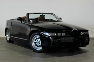 1993 Alfa Romeo RZ Black 5 Speed Manual Convertible.