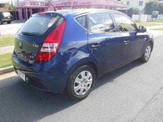 2012 Hyundai i30 FD SX Blue 4 Speed Automatic Hatchback.