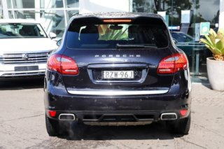 2011 Porsche Cayenne 92A MY11 S Tiptronic Black 8 Speed Sports Automatic Wagon