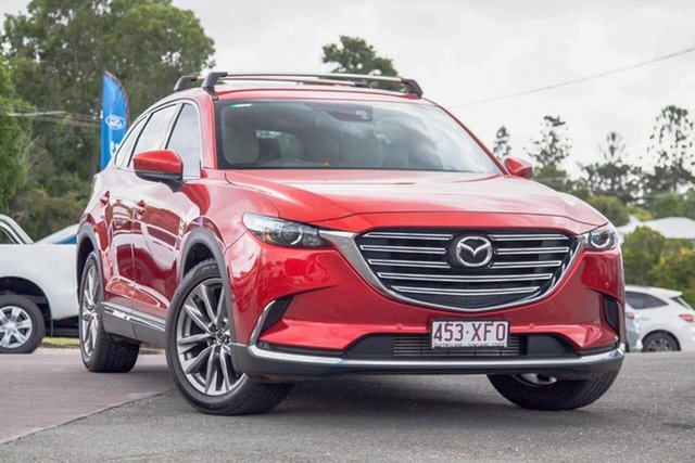 Used Mazda CX-9 TC GT SKYACTIV-Drive i-ACTIV AWD Gympie, 2016 Mazda CX-9 TC GT SKYACTIV-Drive i-ACTIV AWD Red 6 Speed Sports Automatic Wagon