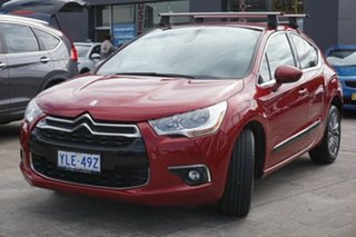 2013 Citroen DS4 F7 MY13 DStyle THP 160 Maroon 6 Speed Automatic Hatchback
