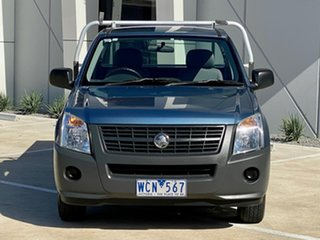 2007 Holden Rodeo RA MY07 DX 4x2 Blue 5 Speed Manual Cab Chassis.