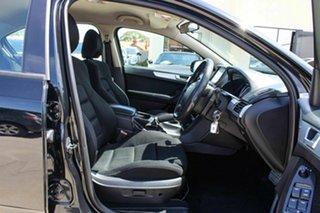 2012 Ford Falcon FG MkII XR6 Black 6 Speed Sports Automatic Sedan