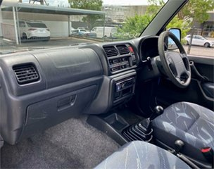 2004 Suzuki Jimny SN413 JLX Silver 5 Speed Manual Hardtop