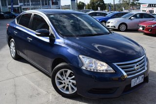 2014 Nissan Pulsar B17 ST Blue 1 Speed Constant Variable Sedan.