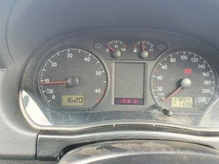2002 Volkswagen Golf 4th Gen GL Red 4 Speed Automatic Cabriolet
