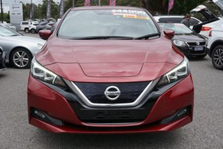 2019 Nissan Leaf ZE1 Red 1 Speed Reduction Gear Hatchback.