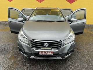 2015 Suzuki S-Cross JY GLX 4WD Prestige Grey 7 Speed Constant Variable Hatchback.