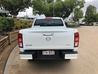 2020 Mazda BT-50 TFS40J XTR White 6 Speed Sports Automatic Utility