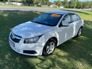2010 Holden Cruze JG CD 6 Speed Sports Automatic Sedan.