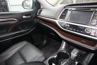 2015 Toyota Kluger GSU55R Grande (4x4) Silver Sky 6 Speed Automatic Wagon