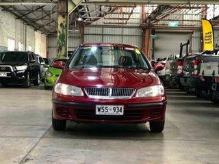 2001 Nissan Pulsar N16 LX 40th Anniversary Quartz 4 Speed Automatic Sedan.