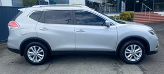 2014 Nissan X-Trail T32 ST-L X-tronic 2WD 7 Speed Constant Variable Wagon.