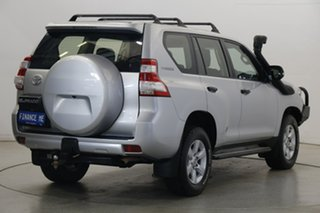 2015 Toyota Landcruiser Prado GDJ150R GX Silver 6 Speed Sports Automatic Wagon