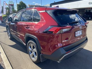 2020 Toyota RAV4 Mxaa52R GXL 2WD Atomic Rush 10 Speed Constant Variable Wagon