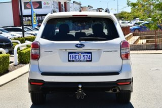 2012 Subaru Forester S4 MY13 2.5i-L Lineartronic AWD Satin White Pearl 6 Speed Constant Variable