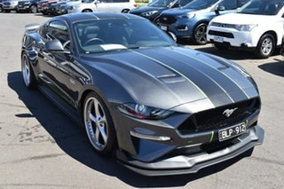 2020 Ford Mustang FN 2020MY GT Magnetic 6 Speed Manual Fastback
