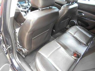 2011 Holden Cruze JG CDX Black 6 Speed Sports Automatic Sedan