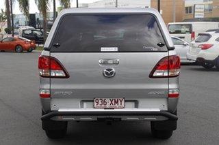 2017 Mazda BT-50 UR0YG1 XTR Freestyle Silver 6 Speed Manual Utility