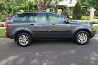 2008 Volvo XC90 MY09 D5 Black 6 Speed Automatic Geartronic Wagon