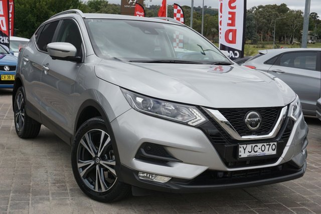 Used Nissan Qashqai J11 Series 2 ST-L X-tronic Phillip, 2019 Nissan Qashqai J11 Series 2 ST-L X-tronic Silver 1 Speed Constant Variable Wagon