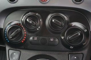 2013 Fiat 500 Series 1 POP White 5 Speed Manual Hatchback
